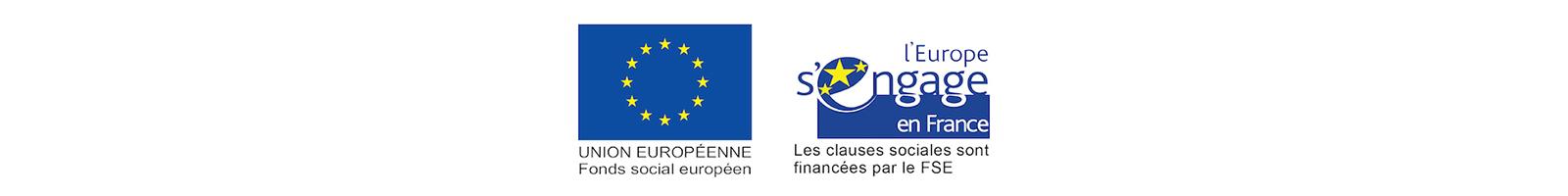 Union européenne - Fonds social européen. L'Europe s'engage en France : les clauses sociales sont financées par le FSE