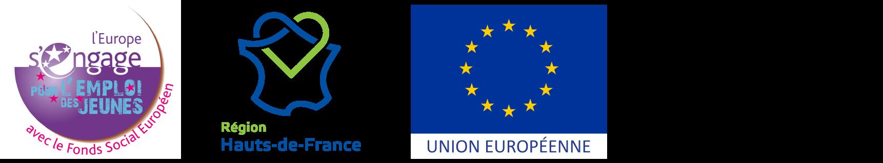 Ce projet est financé par le Fonds Social Européen dans le cadre du programme opérationnel